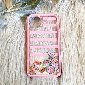 Kate Spade Watermelon Liquid Case iPhone 11